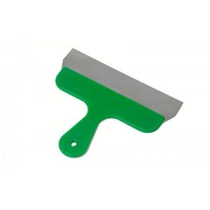 Szpachelka ręczna, kolor zielony, szerokość 25cm