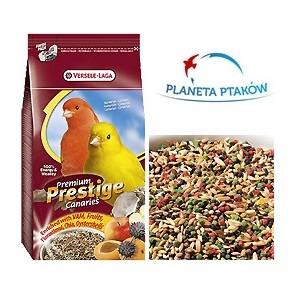 Canaries Premium 1kg - pokarm dla kanarków