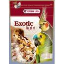 Exotic Light 750g - mieszanka z prażonymi ziarnami dla dużych i średnich papug