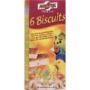 Biscuit Condition Seeds - biszkopty z ziarnami kondycjonującymi dla ptaków (6 sztuk)