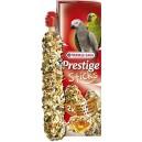 Prestige Sticks Parrots Nuts&Honey 140g - kolby orzechowo - miodowe dla dużych papug