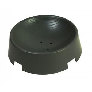 Misa lęgowa pełna fi 18cm, kolor czarny