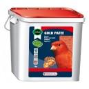 Orlux Gold Patee Canaries red 5kg - pokarm jajeczny dla czerwonych kanarków