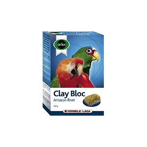 Clay Bloc Amazon River 550g - kostka gliniana dla papug