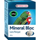 Mineral Bloc Loro Parque 400g - kostka mineralna dla dużych i średnich papug