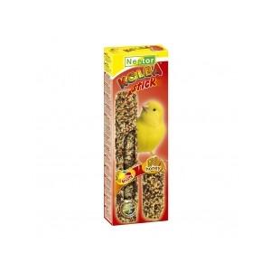 Kolba dla kanarków miodowa i owocowa