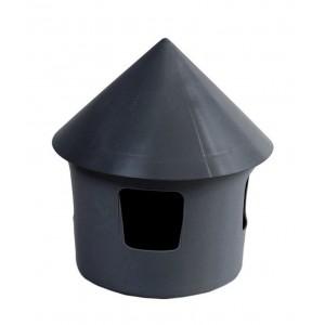 Poidło 1l wzór belgijski, kolor czarny