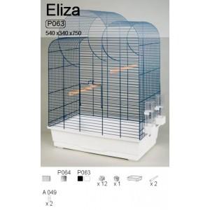 Klatka  Eliza ocynk P064