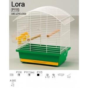 Klatka  Lora ocynk P116