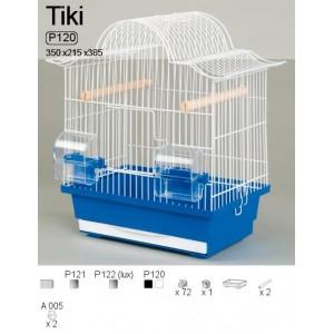 Klatka  Tiki ocynk P121