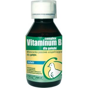 Vitaminum B complex dla gołębi