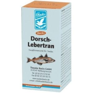 Dorsch-Lebertran - tran wątrobowy z dorsza 100ml