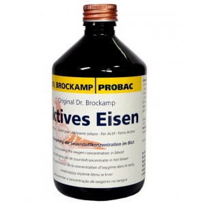 Dr. Brockamp Aktives Eisen 500ml