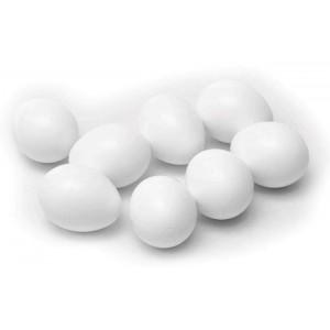 Jajka sztuczne dla gołębi pełne (cena za opakowanie - 20szt.)