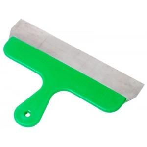 Szpachelka ręczna, kolor zielony, szerokość 30cm