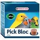 Pic Bloc 350g - minerały w glinianej miseczce dla ptaków