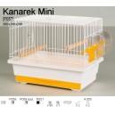 Klatka  kanarek mini ocynk P058