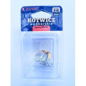 Kotwica Expert PH46 srebrna nr 4 6szt